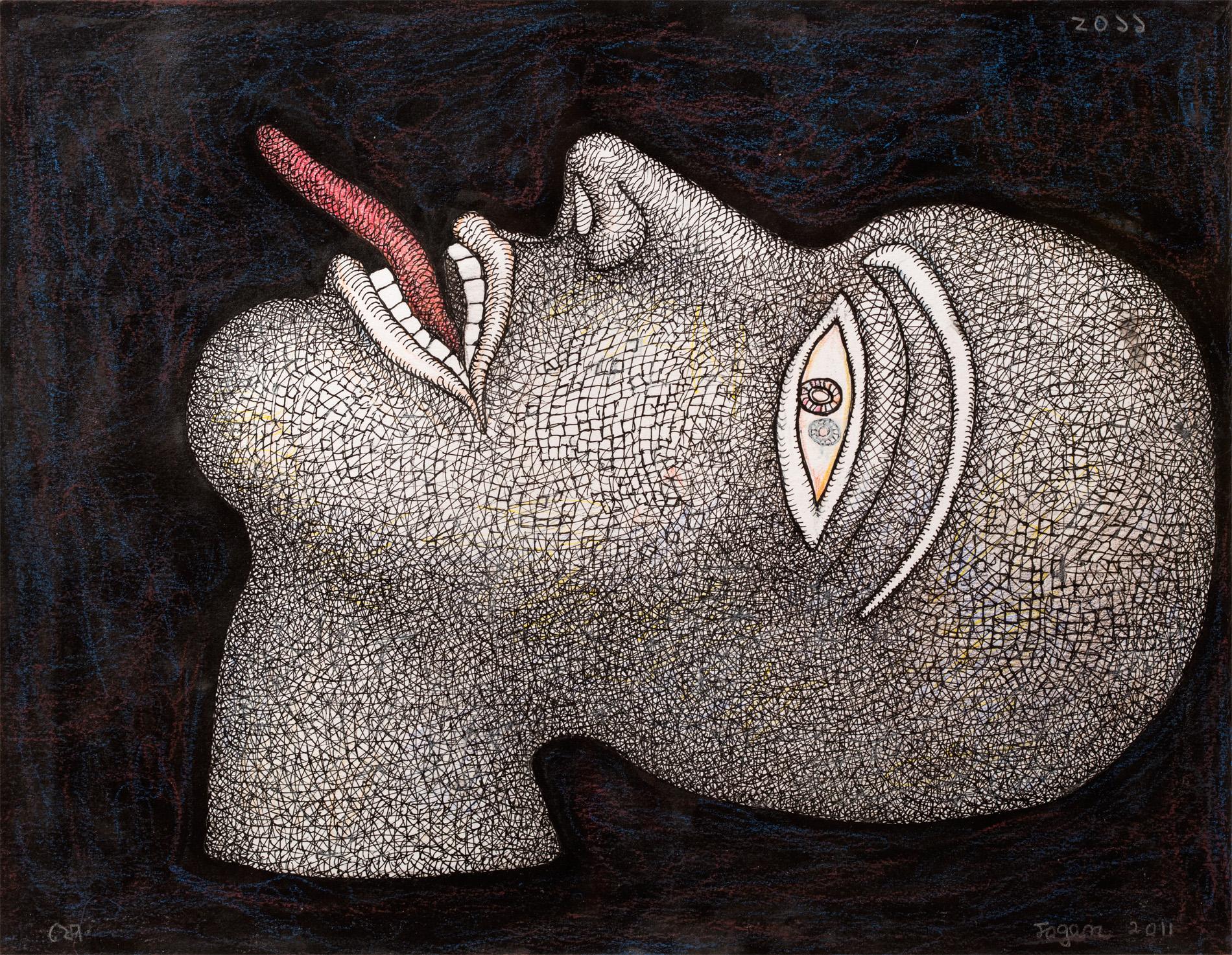 Jogen Chowdhury-Untitled-2011
