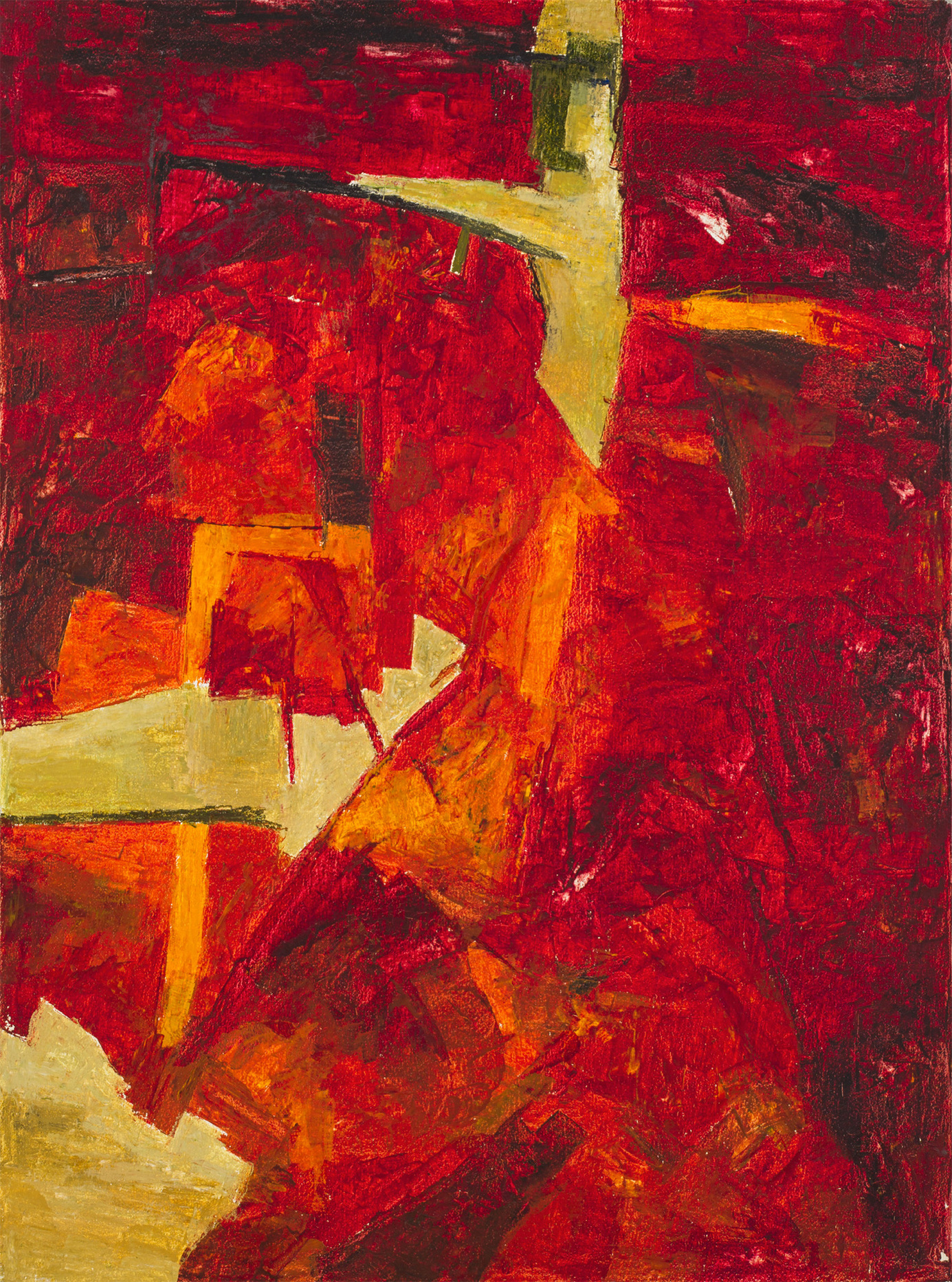 Ram Kumar-Untitled-1997