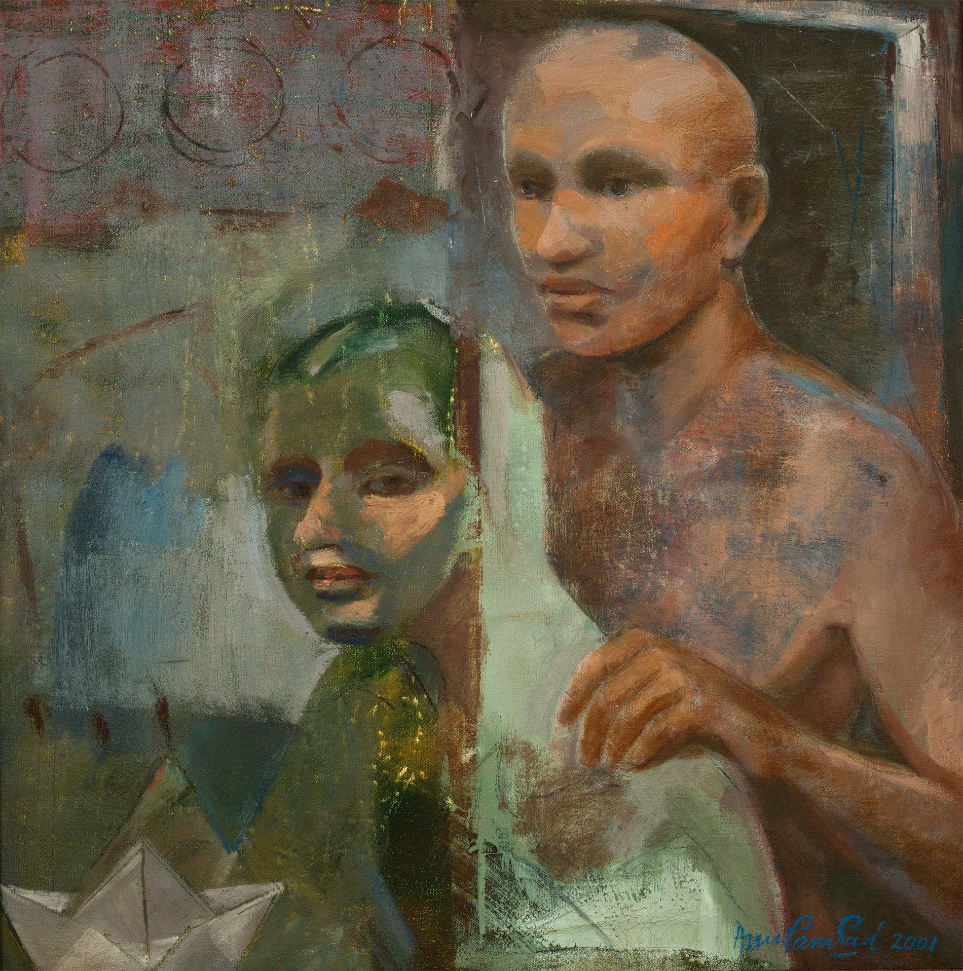 Anupam Sud-Paper Boat-2001