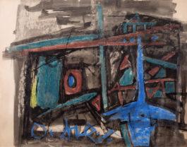 Ram Kumar-Untitled-1966