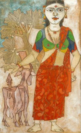 K. Laxma Goud-Untitled-2006