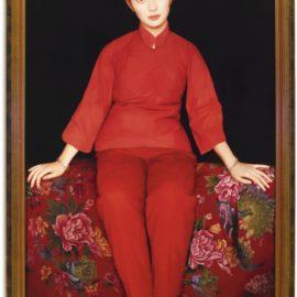 Wang Yidong-The Bride-1992