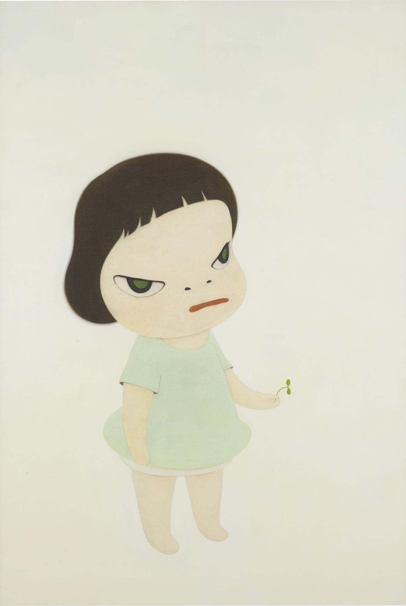Yoshitomo Nara-The Little Ambassador-2000