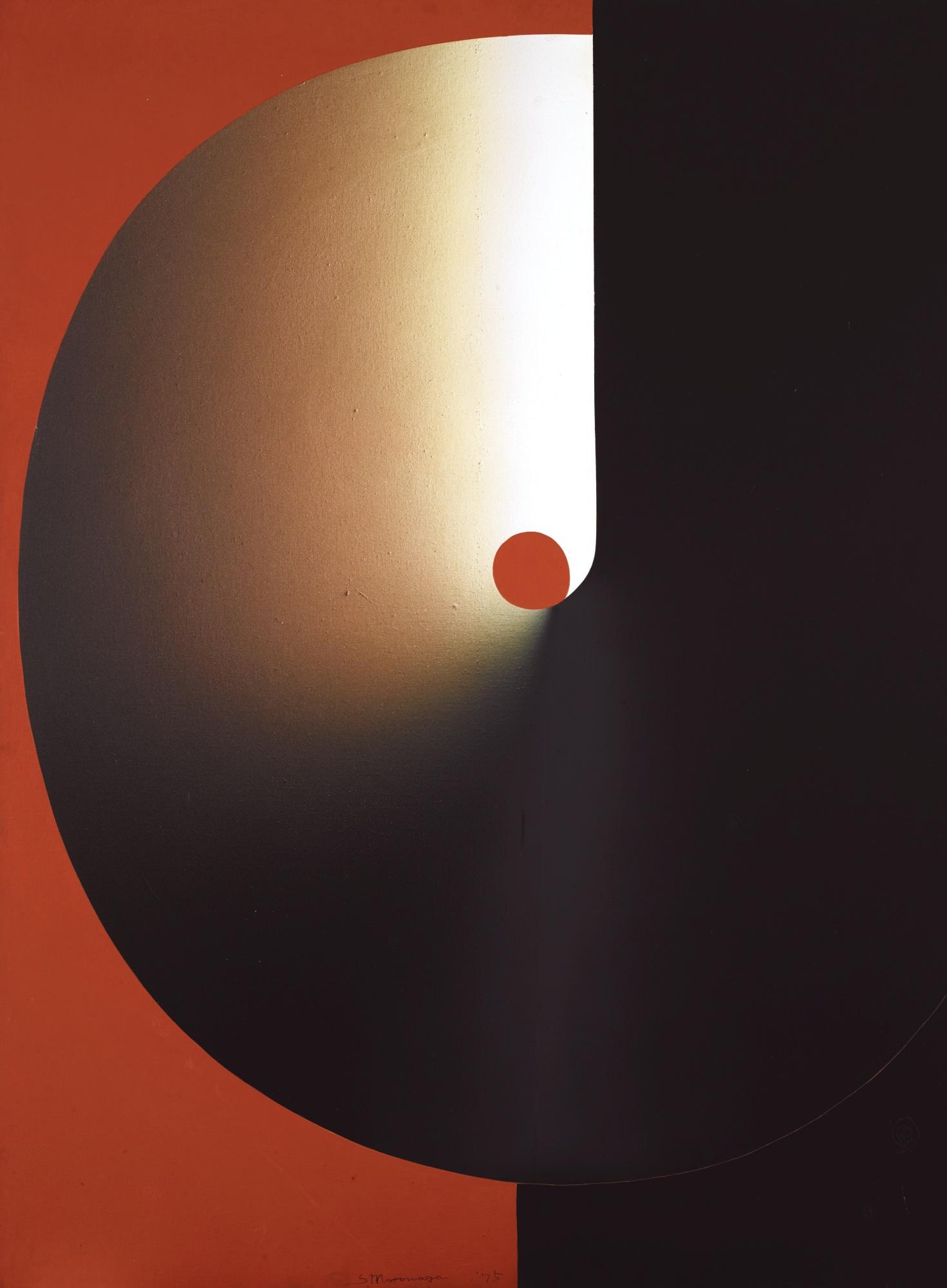 Sadamasa Motonaga-Untitled-1975