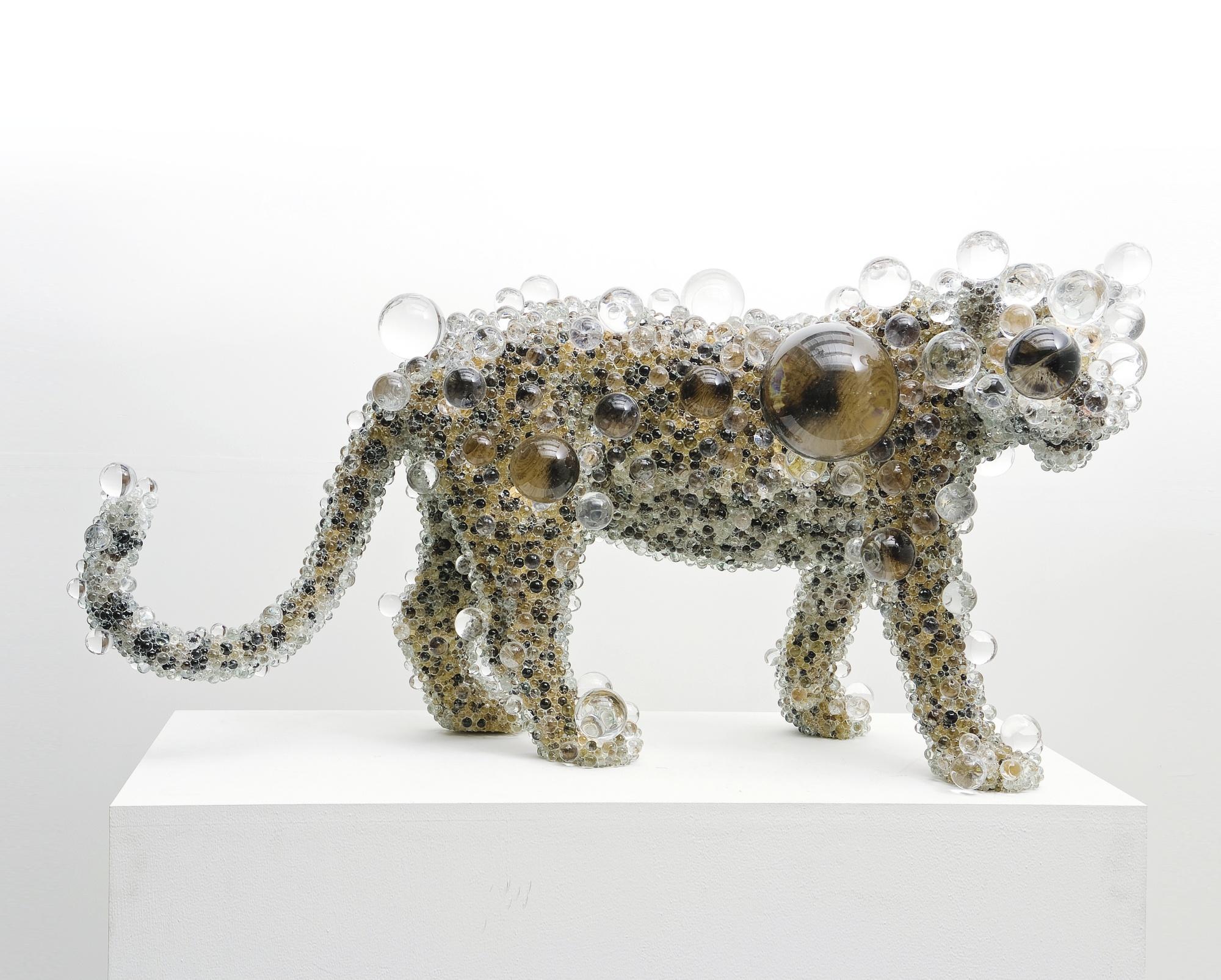 Kohei Nawa-Pixcell-Model-Leopard-2009