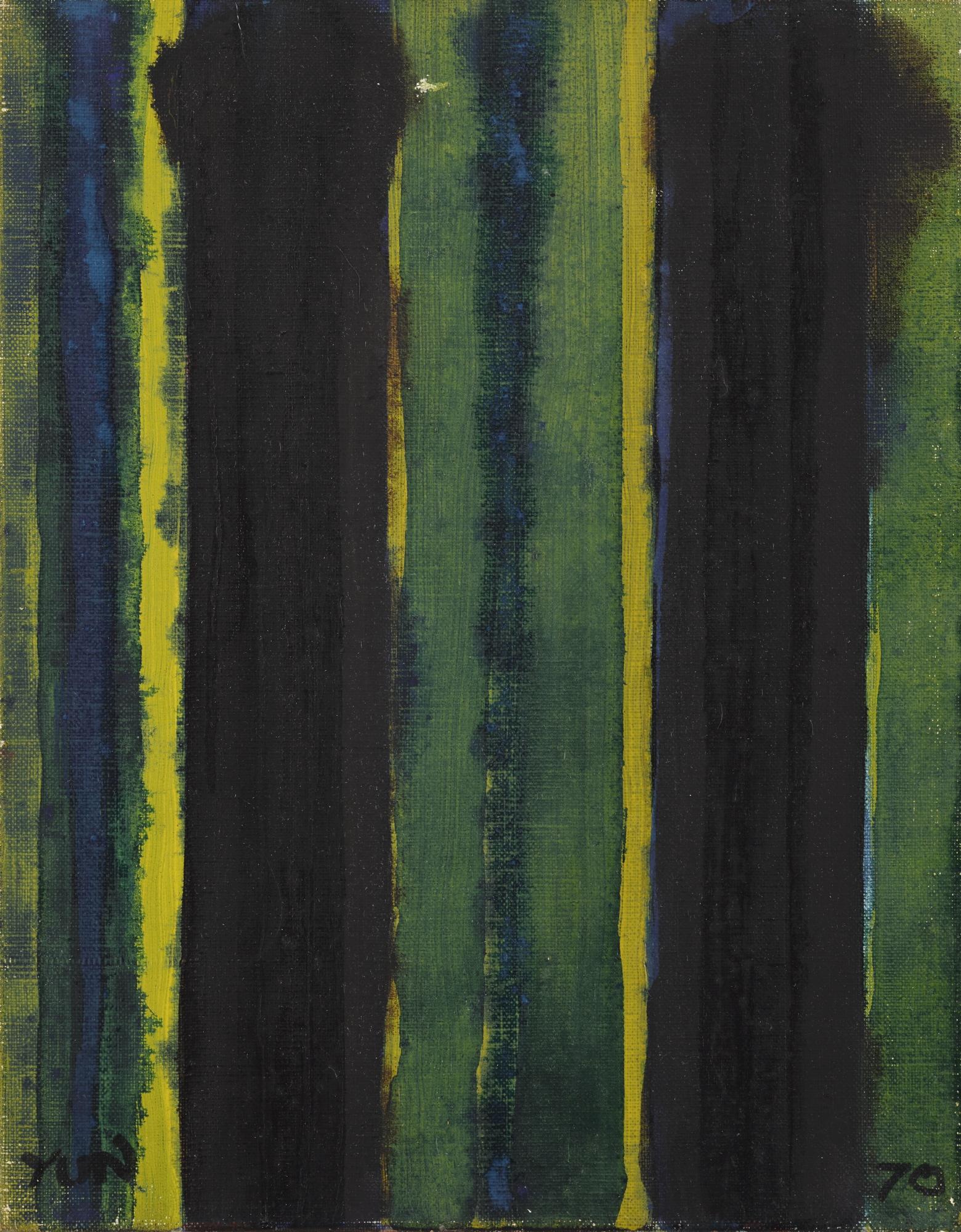 Yun Hyong-Keun-Untitled-1970