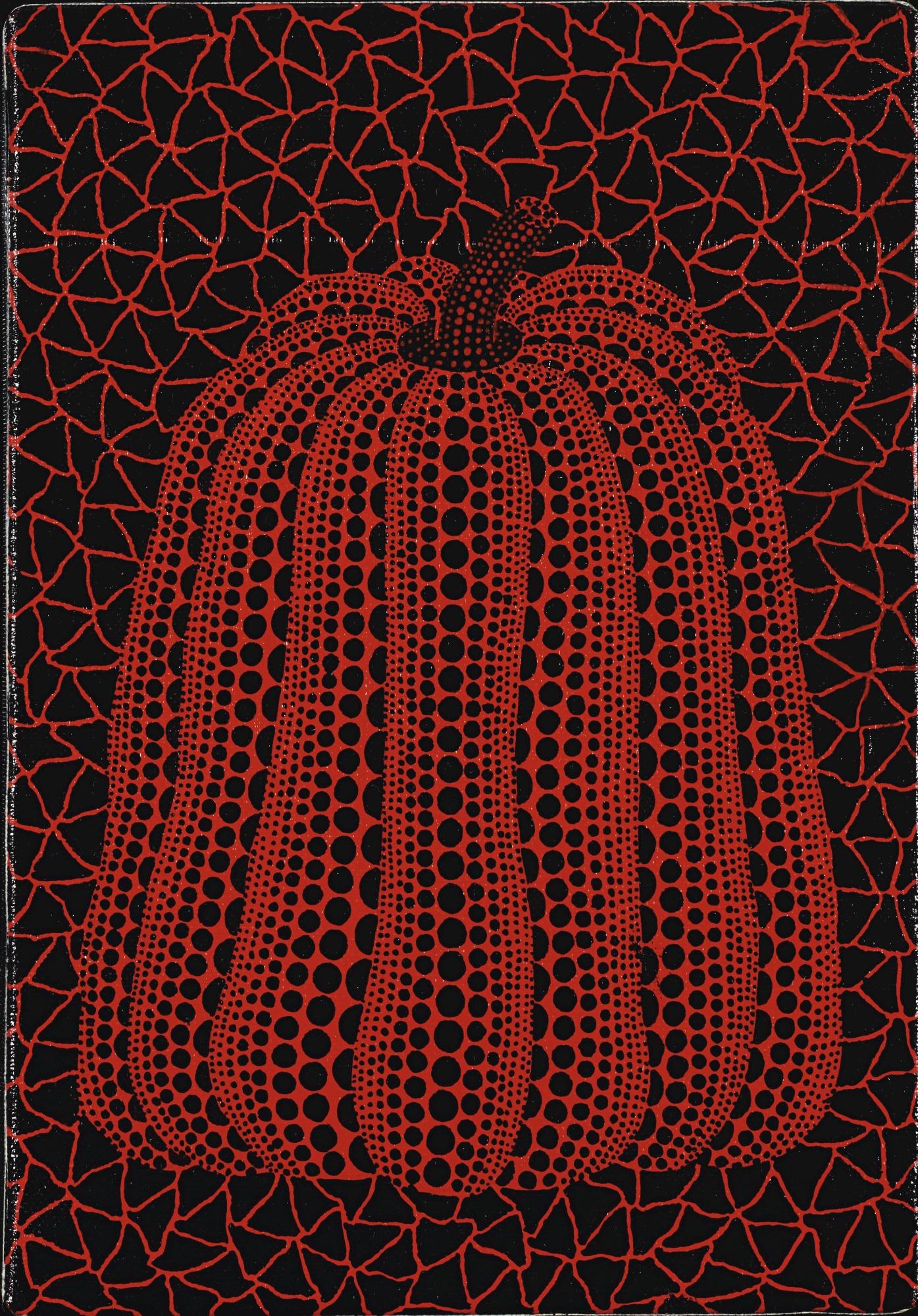 Yayoi Kusama-Pumpkin-1992