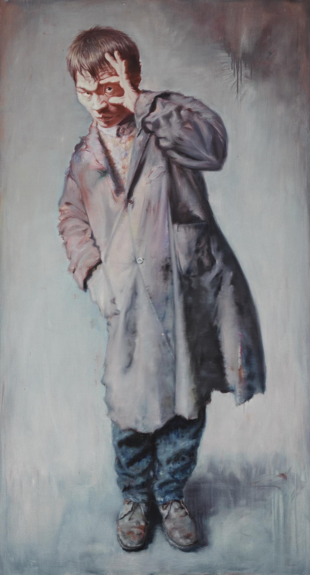 Yin Zhaoyang-The Skeptic-1999