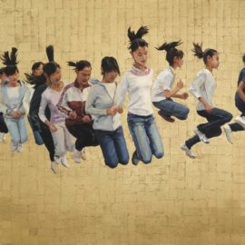 Yu Hong-Spontaneous Motion 1-2010