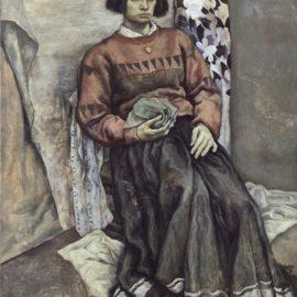 Mao Yan-Oil Painting Studio No. 2-1989