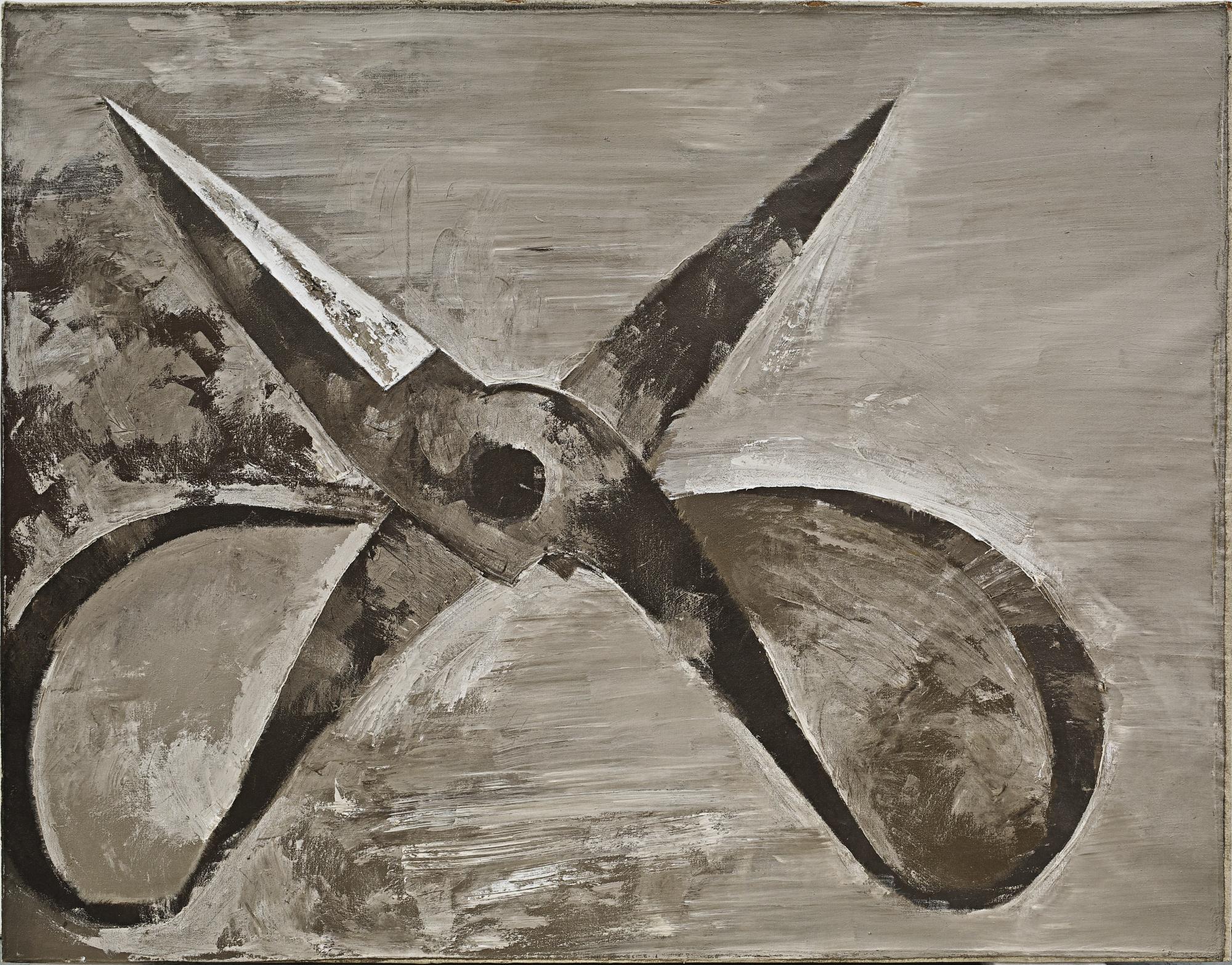 Mao Xuhui-Brown Scissor-2006