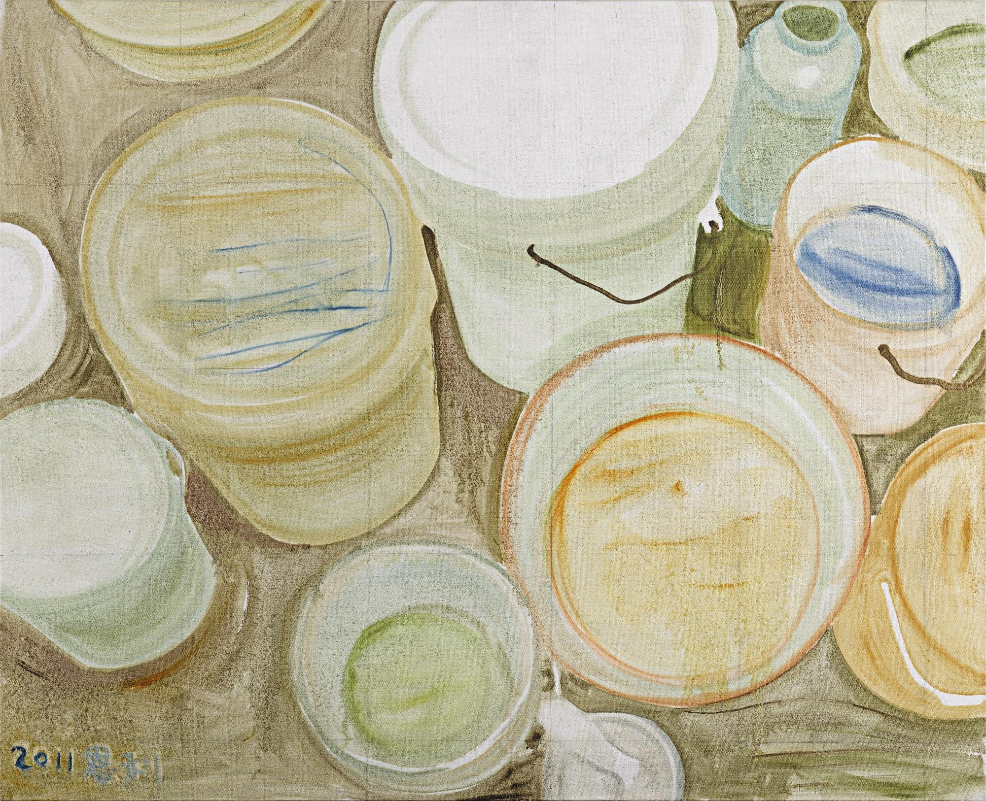 Zhang Enli-Empty Bucket-2011