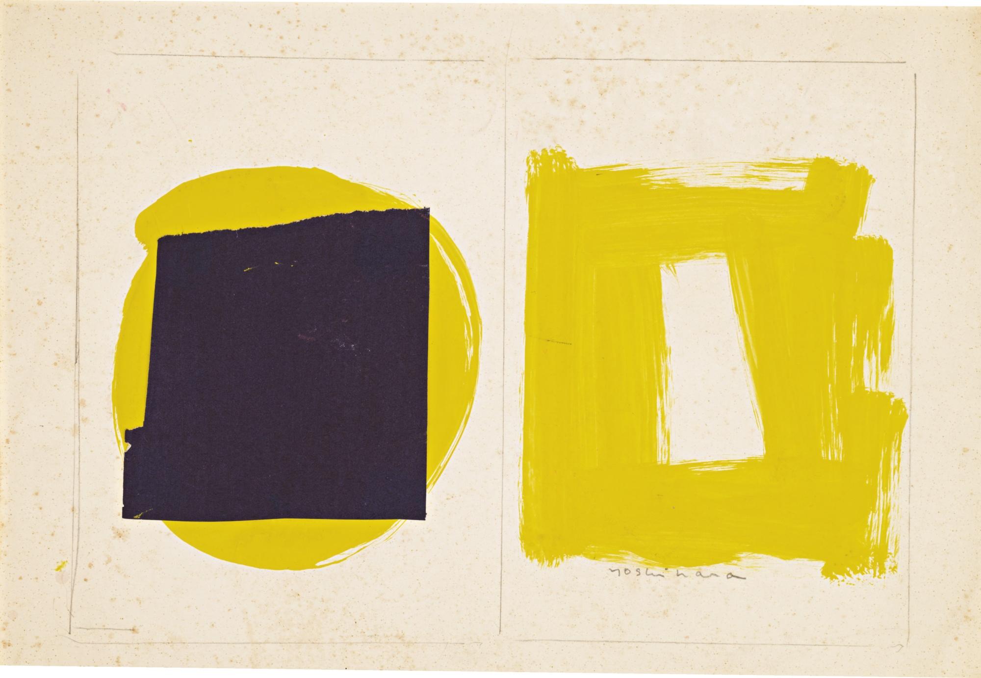 Jiro Yoshihara-Work-1960