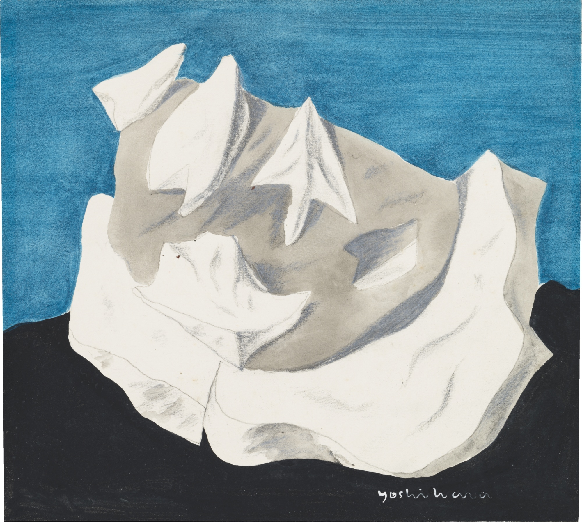 Jiro Yoshihara-Work-1935