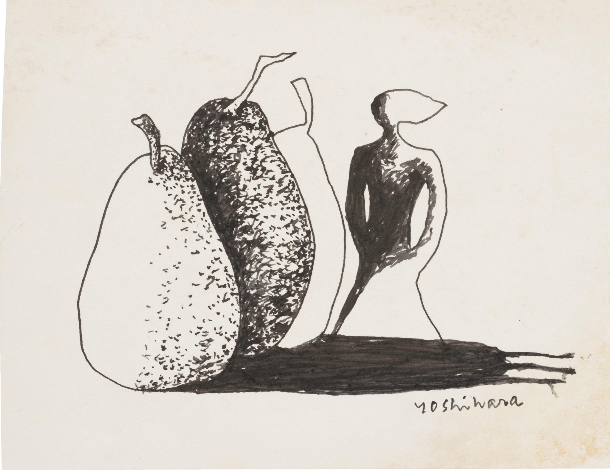 Jiro Yoshihara-Work-1930