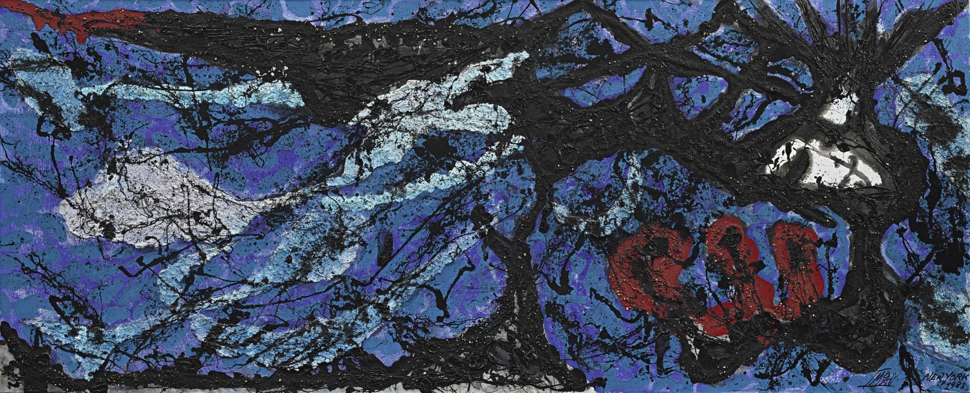 Toshimitsu Imai-Oil Painting-1981