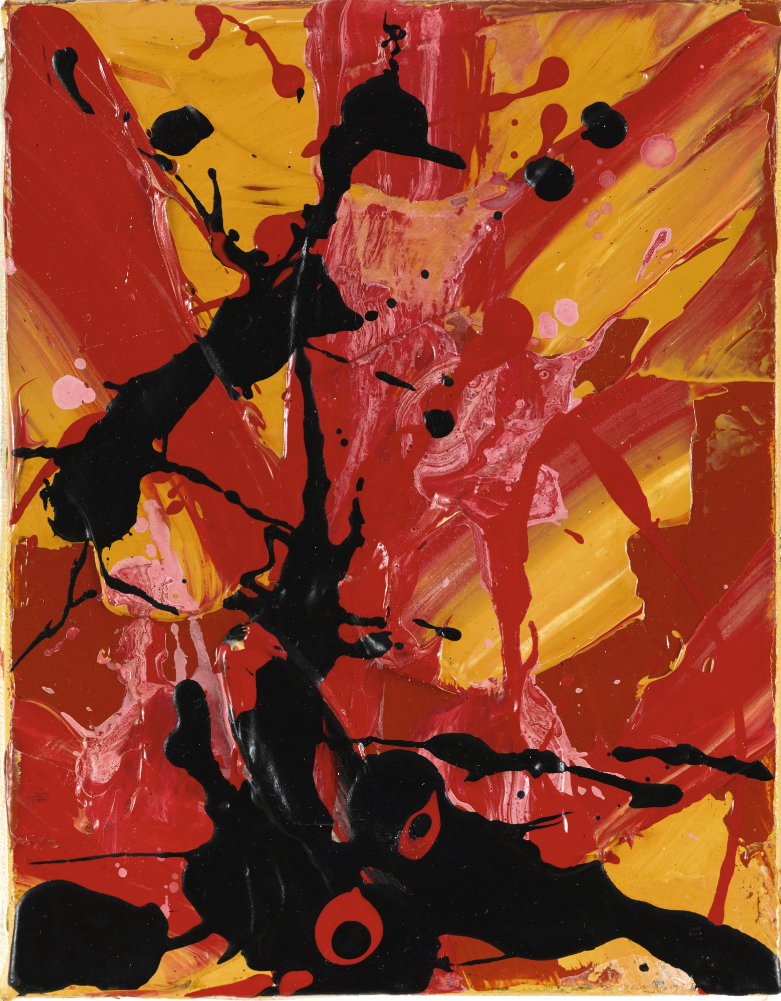 Saburo Murakami-Untitled-1960