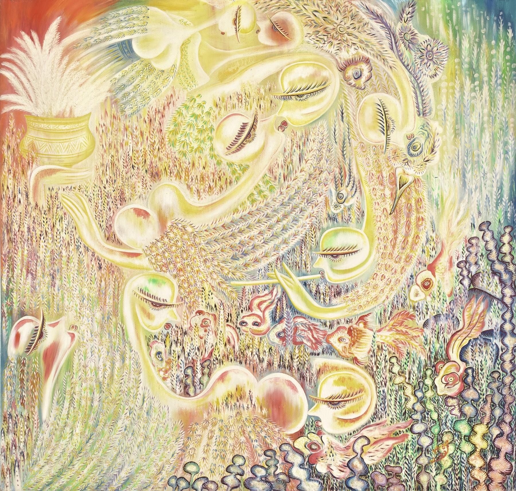 Lu Man-Heaven And Dream No. 1-2008