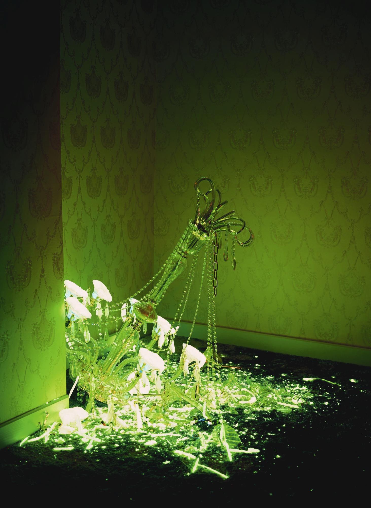 Jiang Pengyi-Everything Illuminates No.10-2012