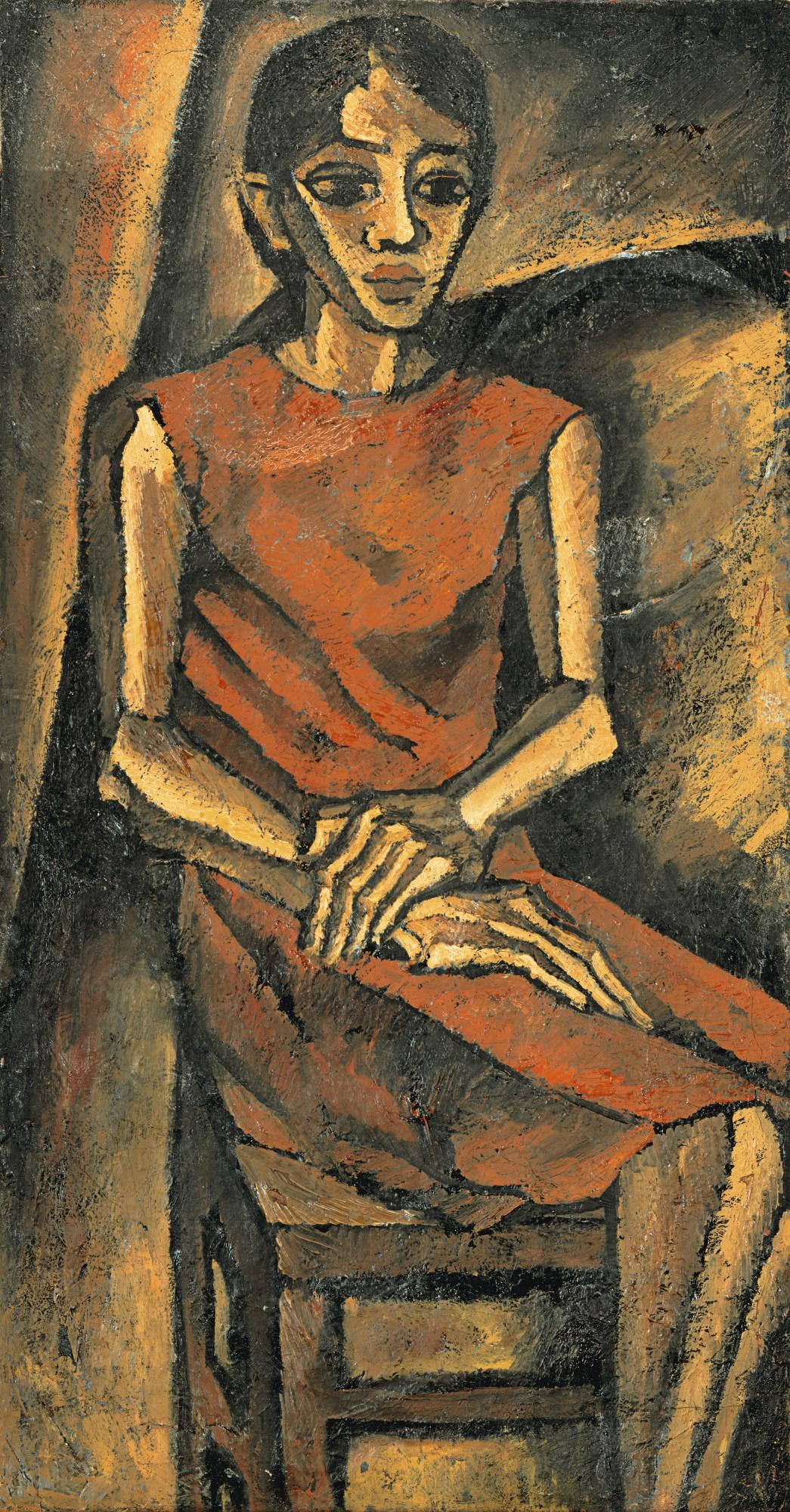 Gu Dexin-Untitled-1980