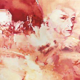 Yang Shaobin-Melting Landscape-2003