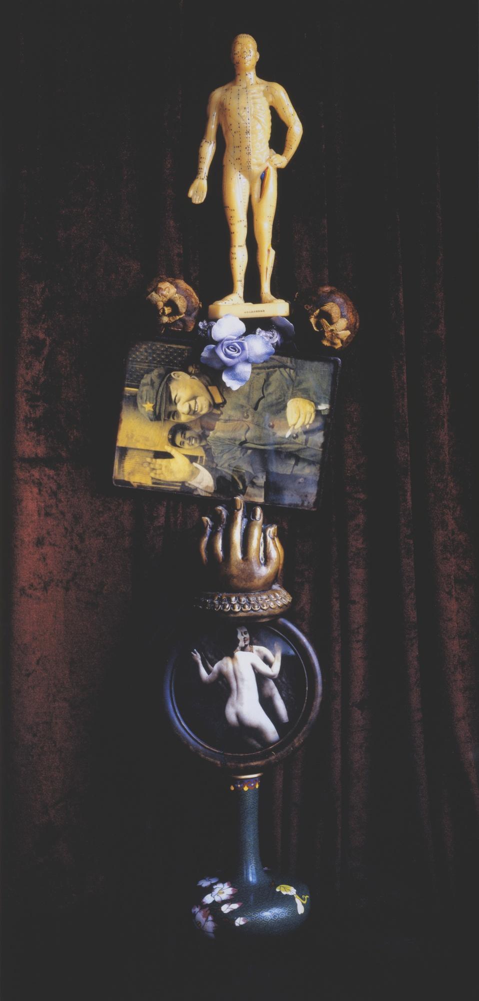 Han Lei-Pagoda Series No. 2-2005