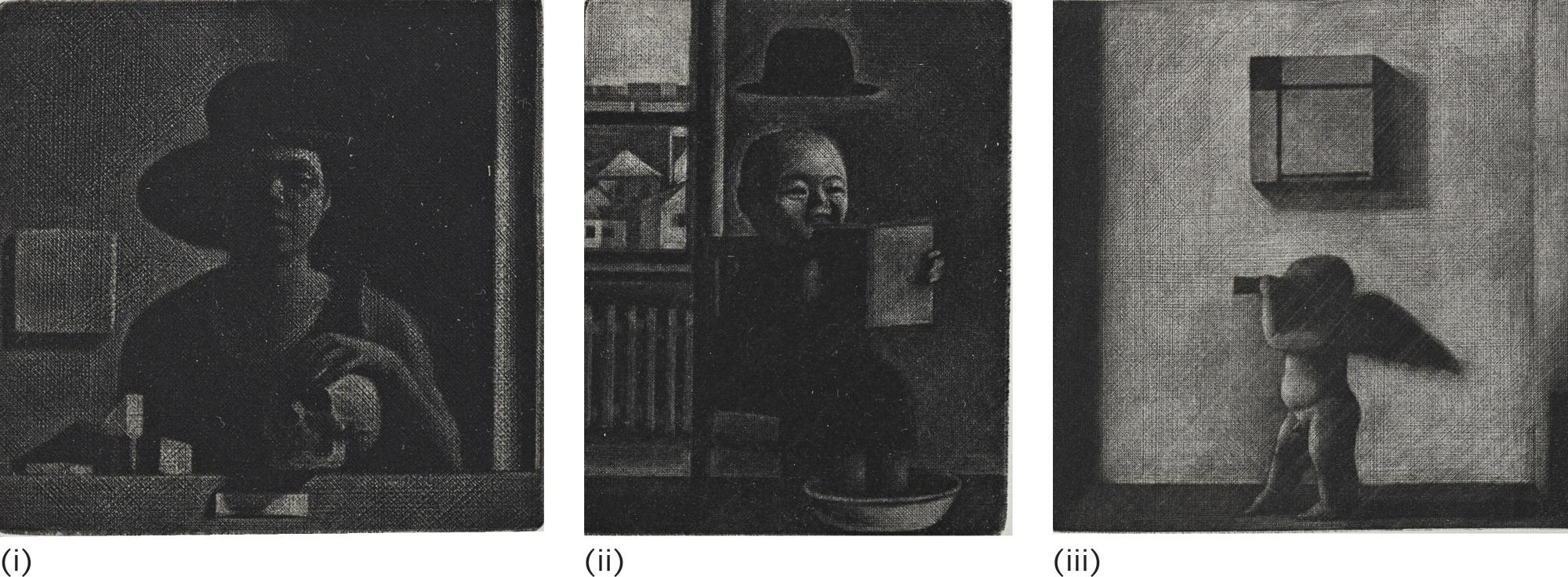 Liu Ye-Probe And Others(Three Works)-1993