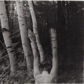 Francesca Woodman-Untitled (Macdowell Colony, Peterborough, New Hampshire)-1980