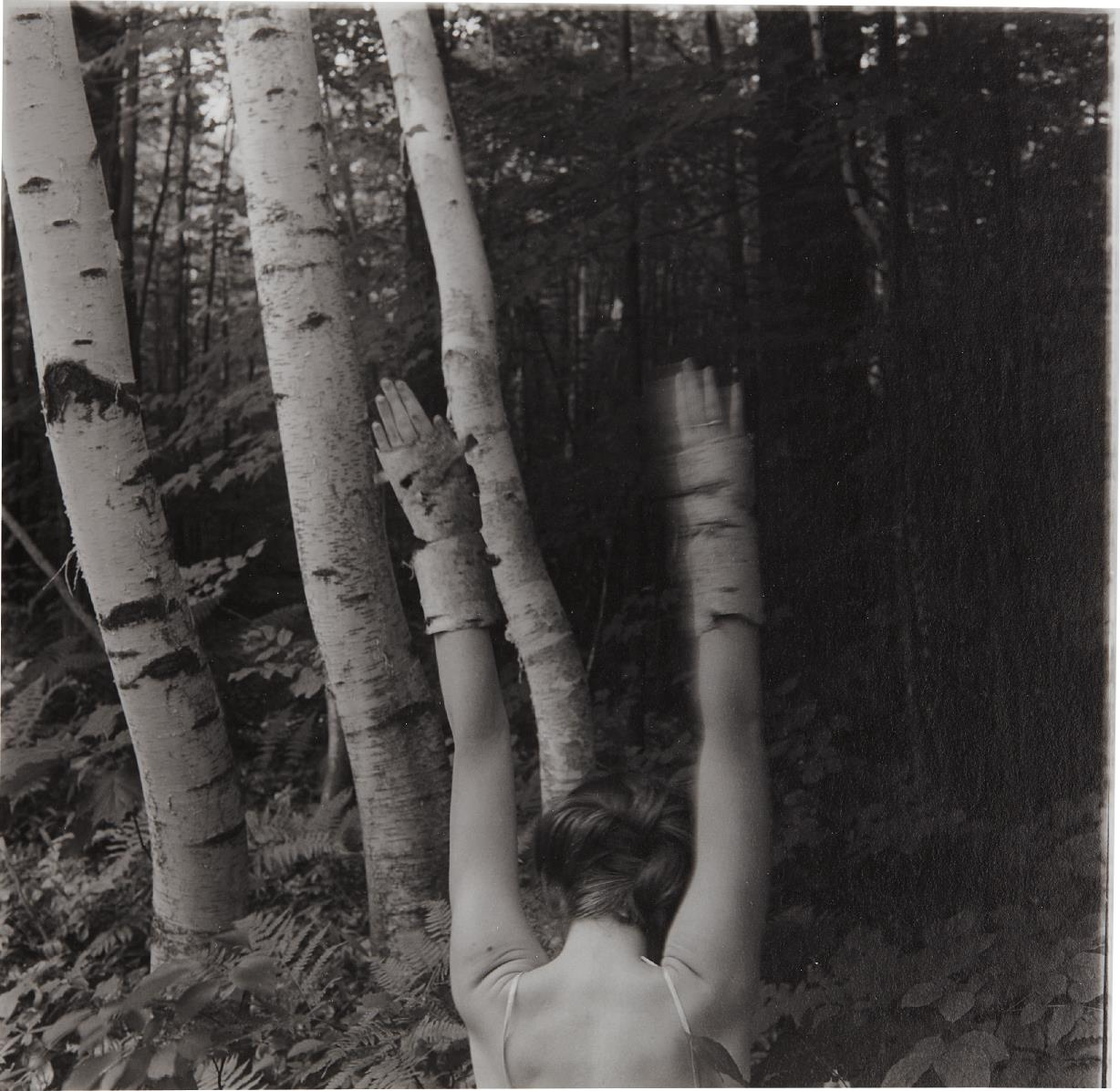 Francesca Woodman-Untitled (Macdowell Colony, Peterborough, New Hampshire)-1980