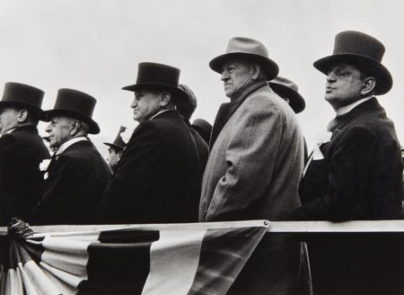 Robert Frank-City Fathers, Hoboken, New Jersey-1956