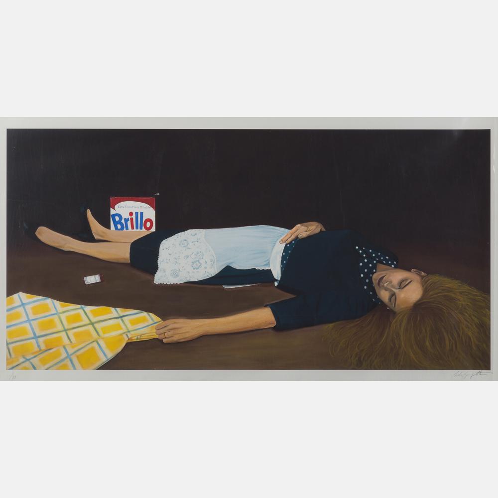 Lola Scarpitta-Death of a Housewife (Iris 3047)-