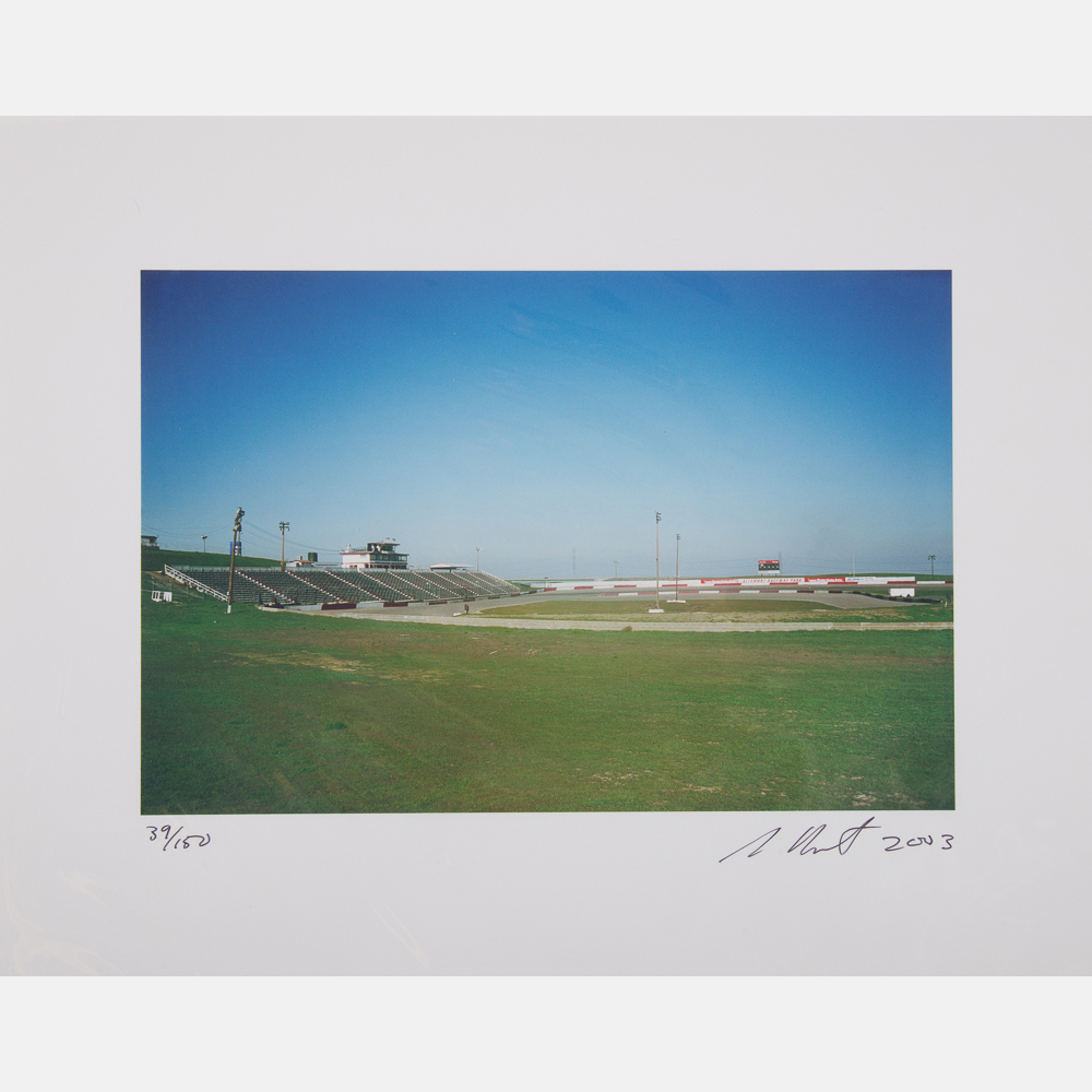 Sam Durant-Altamont Raceway-2003
