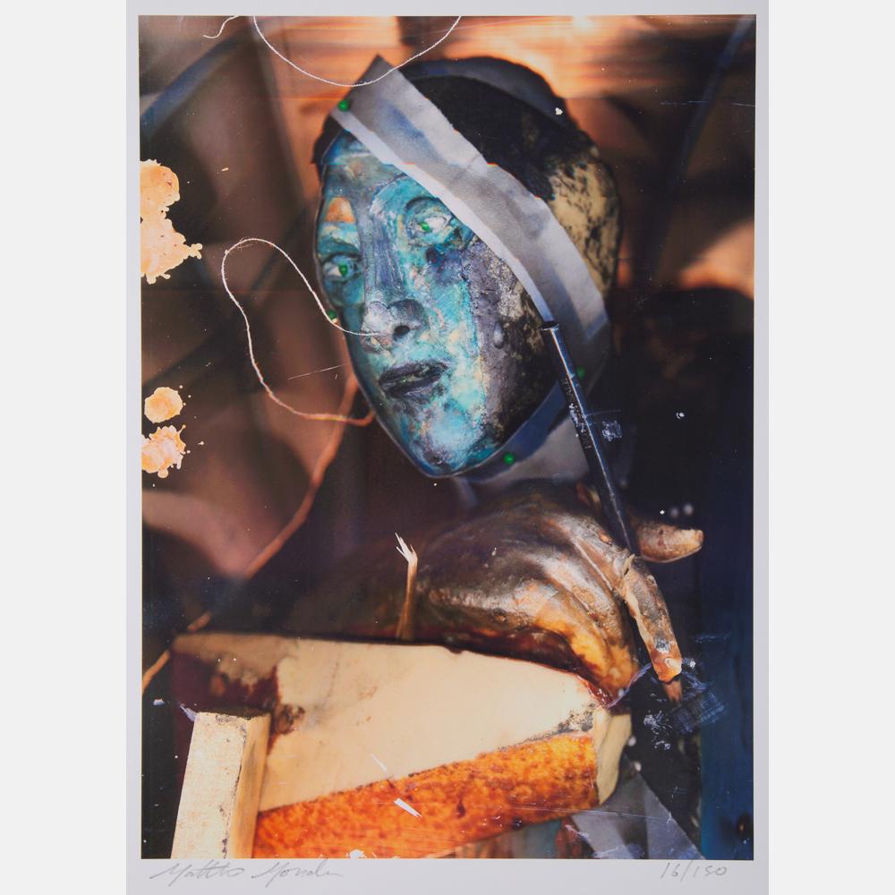 Matthew Monahan-Untitled (Self Portrait)-2007
