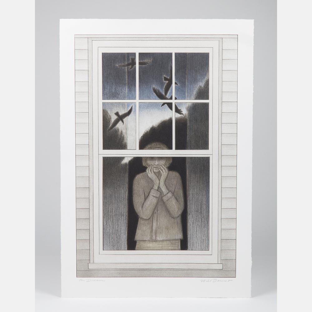 Will Barnet-The Dream-2002