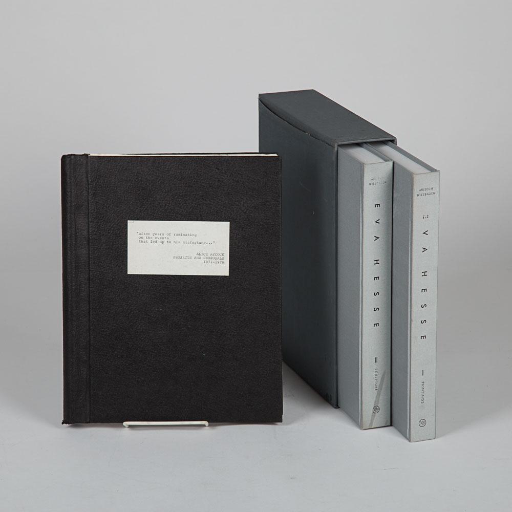 Eva Hesse Catalogue Raisonne-