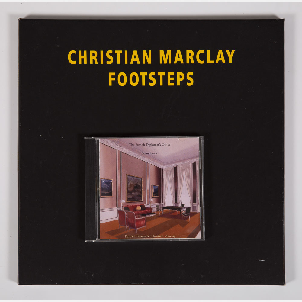 Christian Marclay-Foot Steps-1988