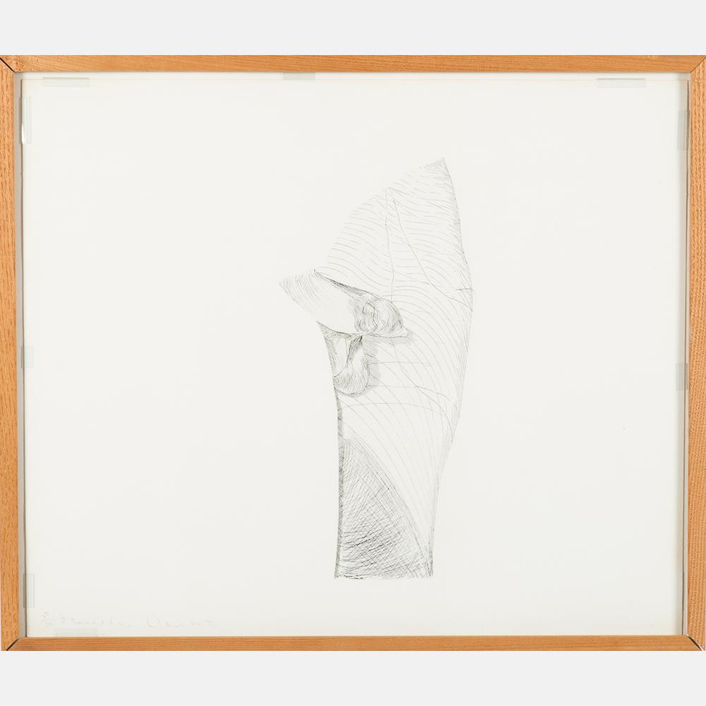 Francesco Clemente-Fragment-1981