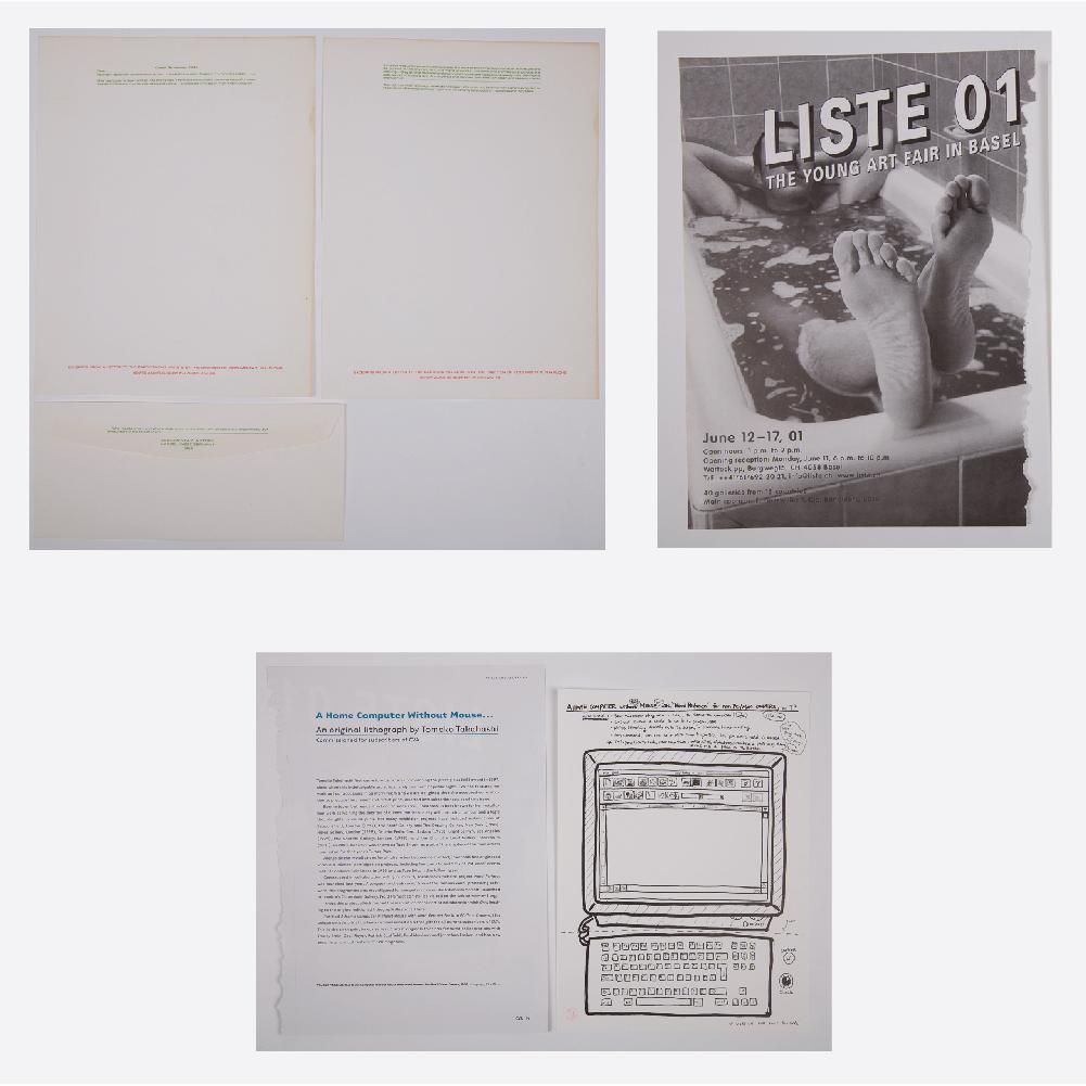 Louise Lawler-Documenta 7-
