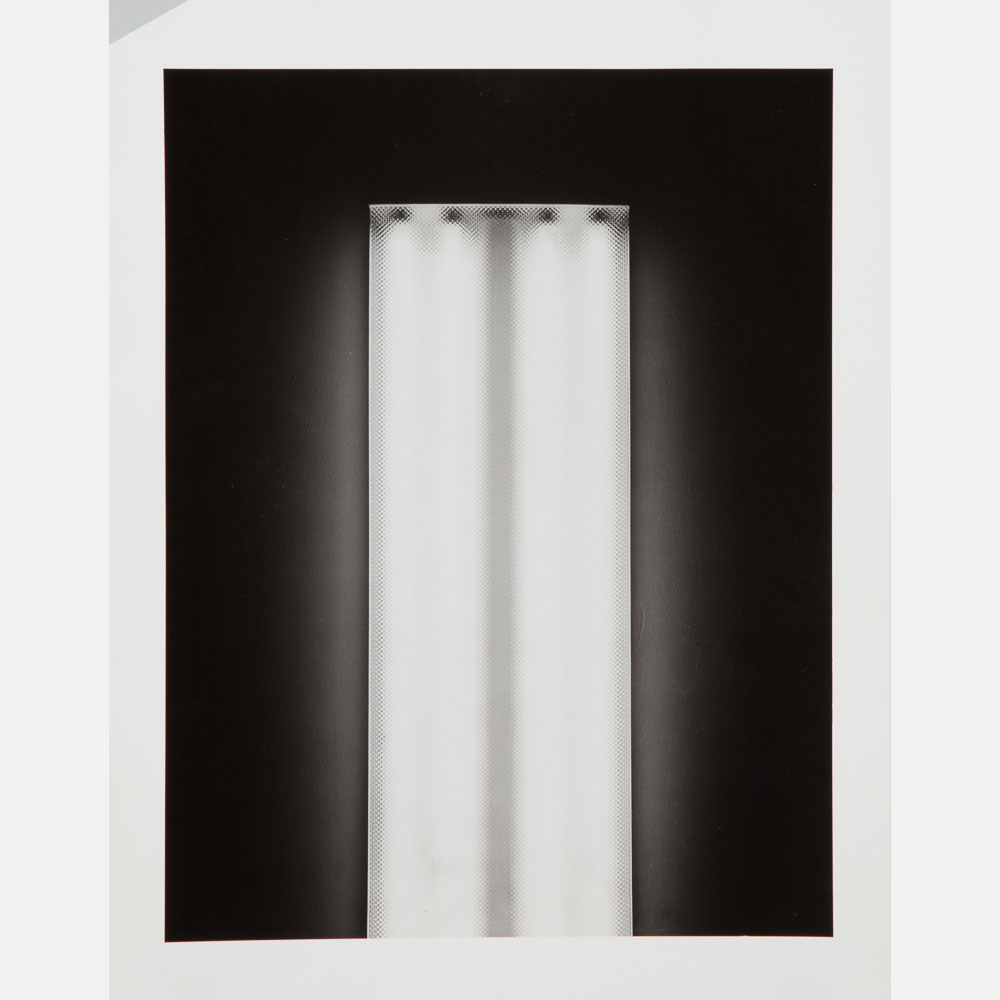 James Welling-Kitchen Lamp-1996