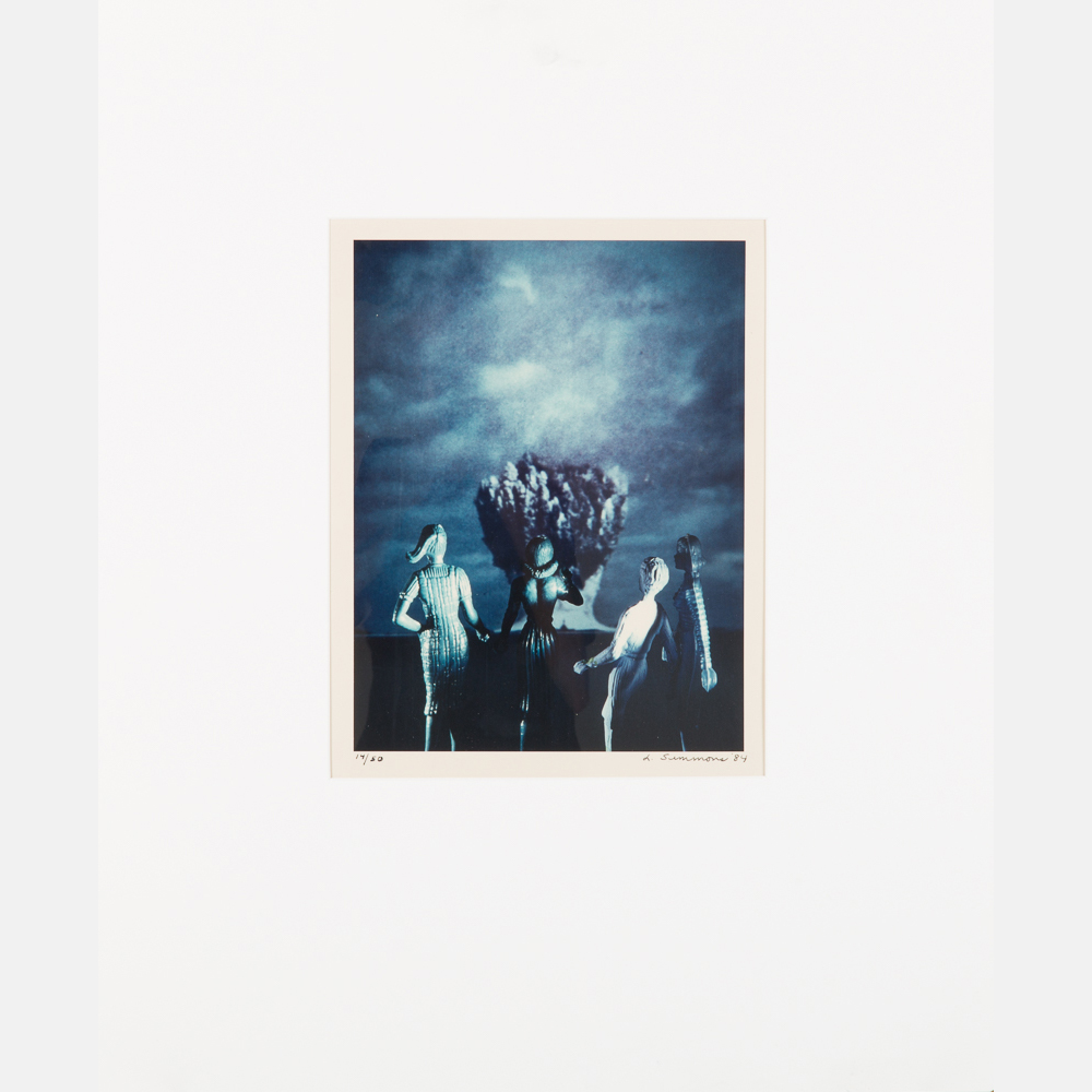 Laurie Simmons-Tourism: Bikini Atol-1984