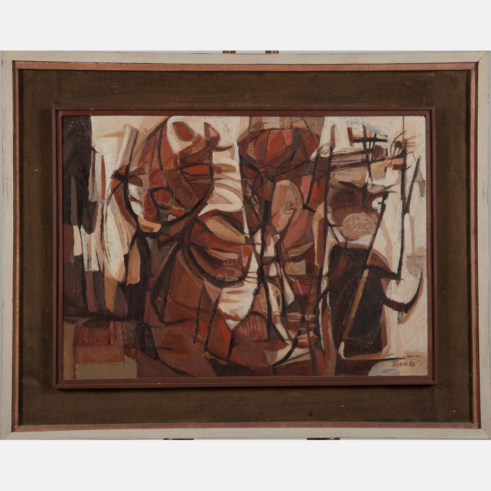 David Black - Untitled-1953