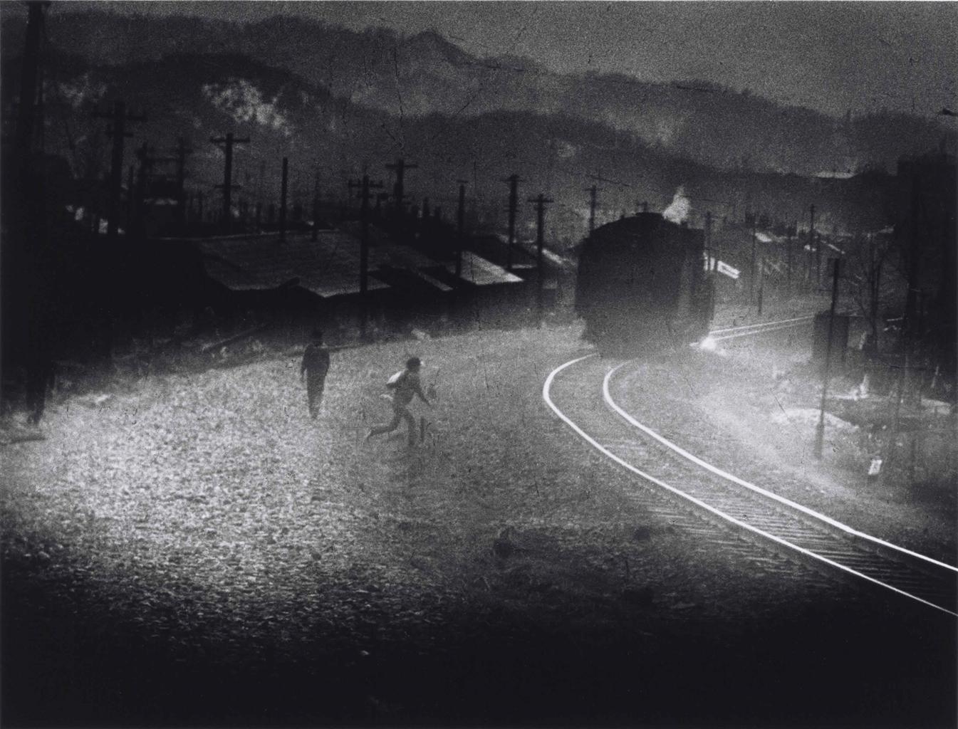 Daido Moriyama-The Yubari-1973