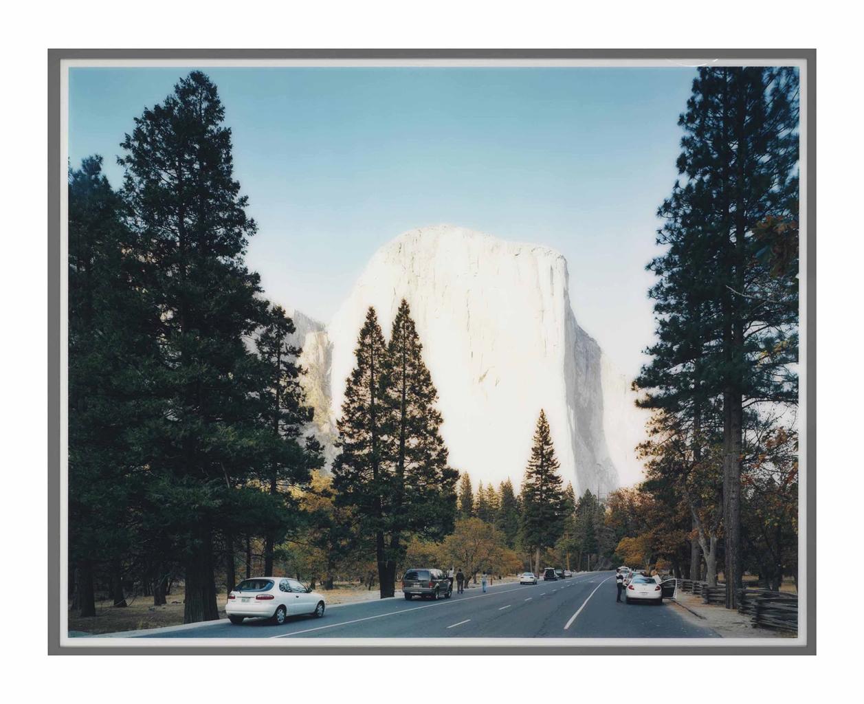 Thomas Struth-El Capitan (Yosemite National Park)-1999