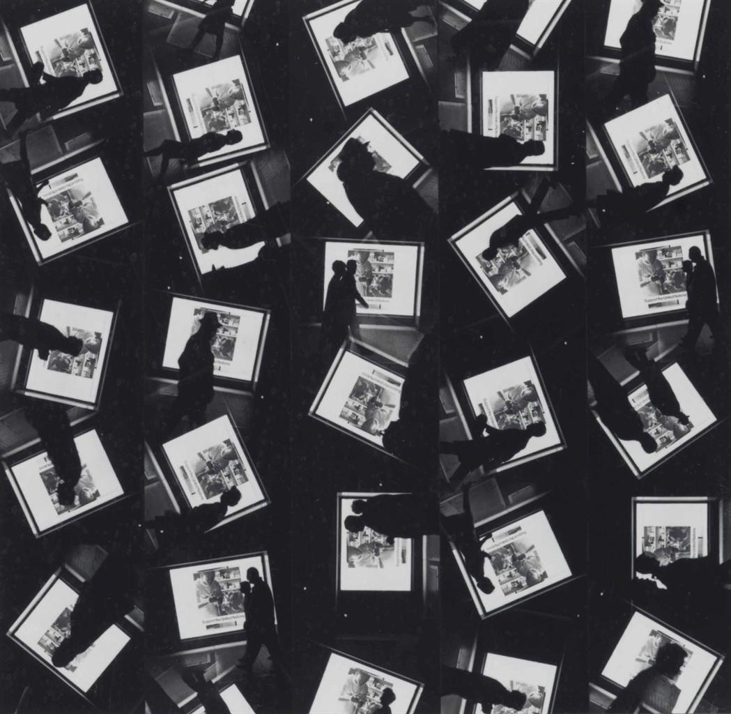 Ray Metzker-Gumball-1966