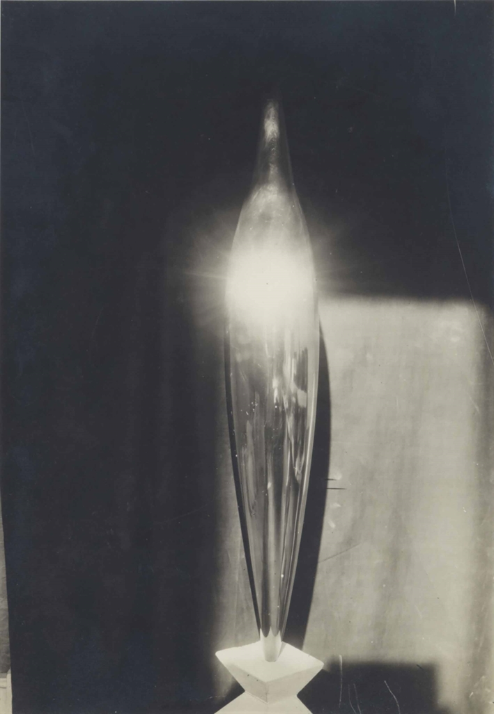 Constantin Brancusi-Golden Bird-1920