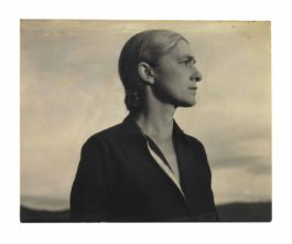 Paul Strand-Rebecca James-1930
