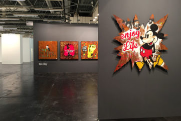 30works goes ART.FAIR Cologne with a Contemporary - Urban Art Booth!