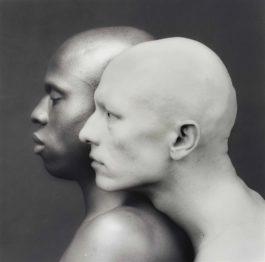 Robert Mapplethorpe-Ken Moody and Robert Sherman-1984