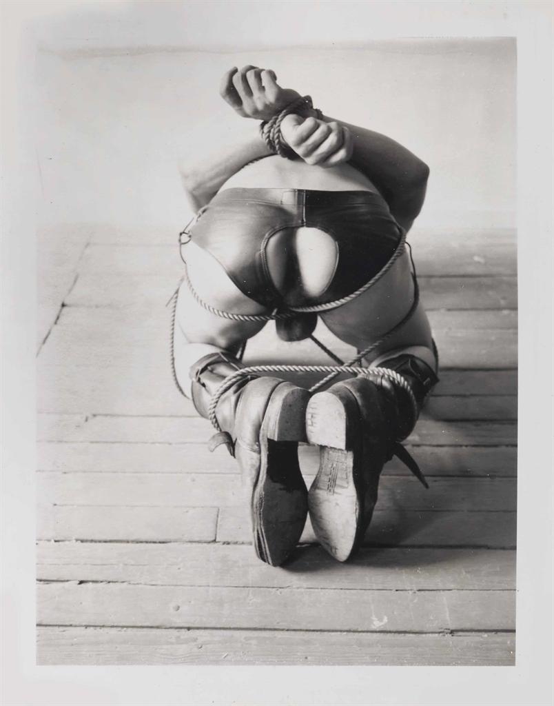 Robert Mapplethorpe-Bondage-1974
