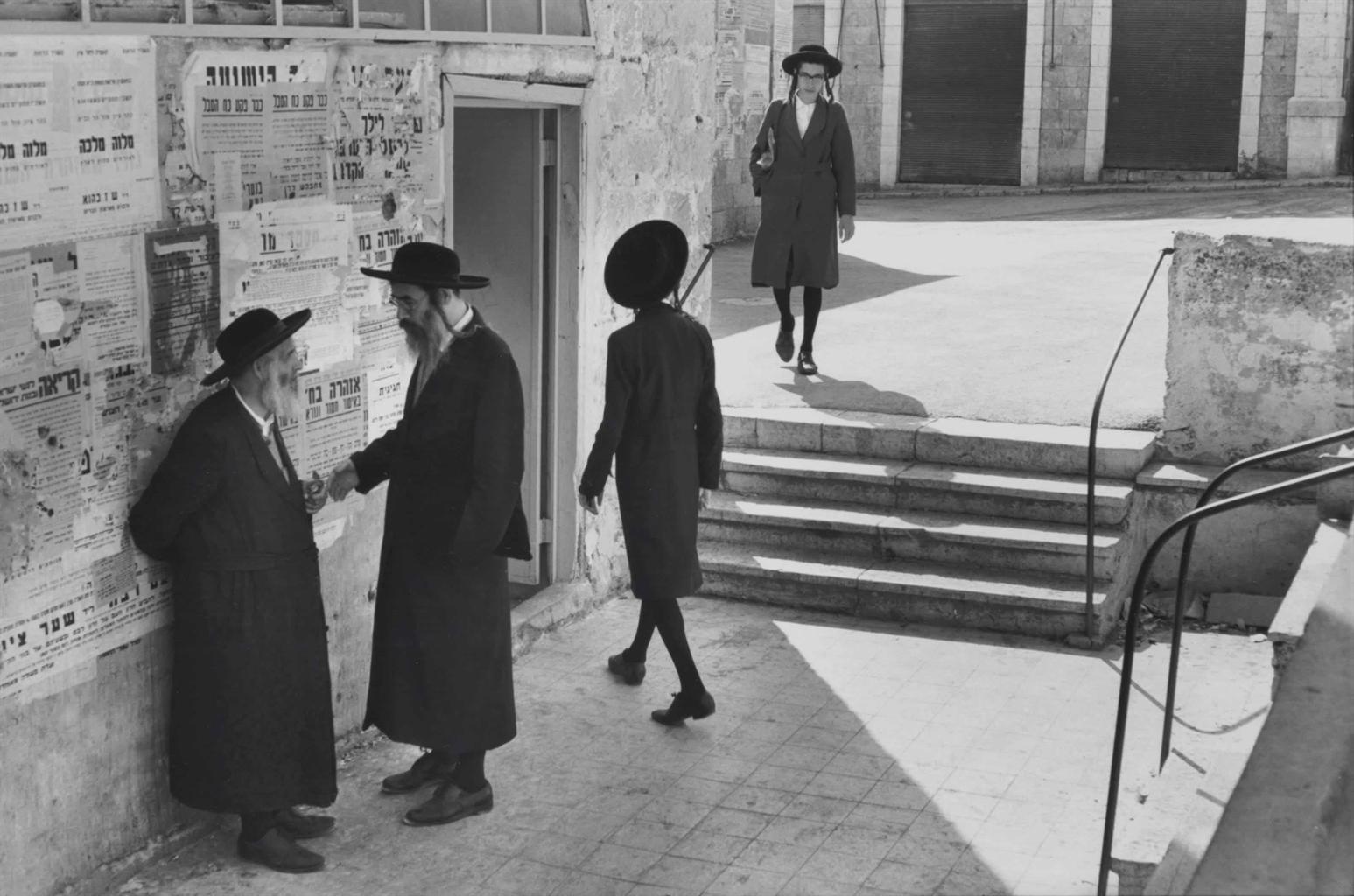 Henri Cartier-Bresson-Jerusalem-1967